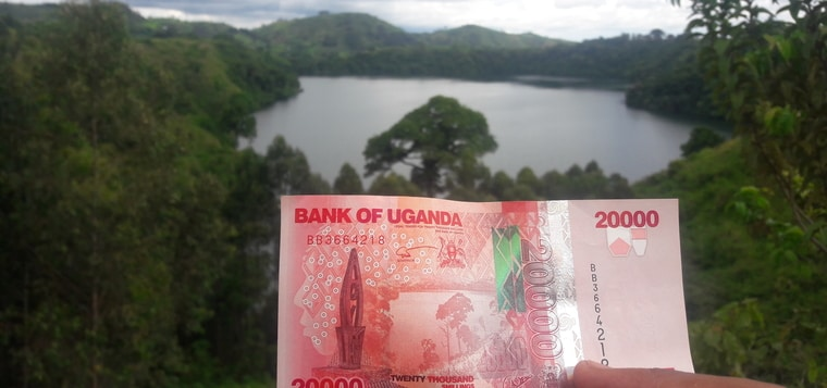 Uganda currency